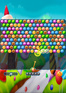 Imagen Bubble Shooter Candy